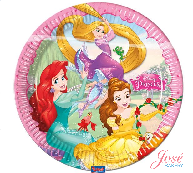 Prinsessen borden Jose bakery