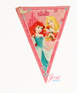 Prinsessen slingers Ariel doornroosje