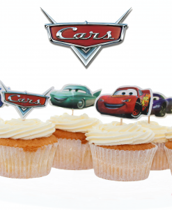 Cars prikkers Jose bakery