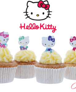 Hello Kitty prikkers Jose bakery