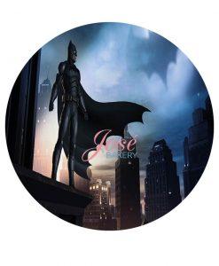 Batman taartprint 20 cm